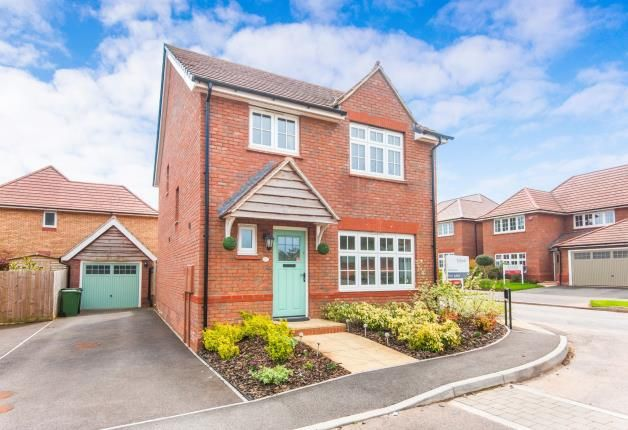 4 bed detached house for sale in Bardon Walk, Exeter