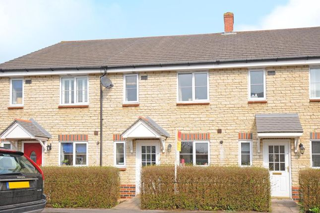 Thumbnail Terraced house to rent in New Langford Village, Bicester