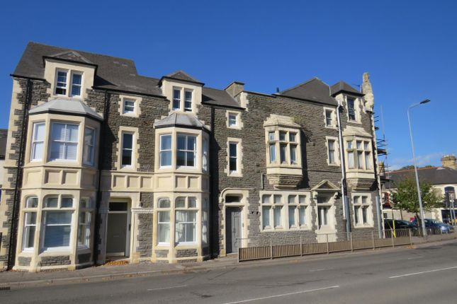 Front of Cowbridge Road West, Ely, Cardiff CF5