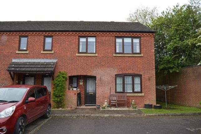 2 bed property for sale in Mercian Court, Market Drayton TF9