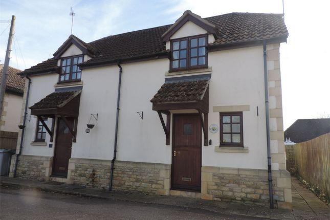 Thumbnail Semi-detached house to rent in Church Lane, Tallington, Stamford, Lincolnshire