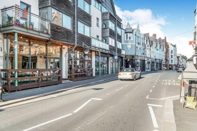 Street View of Plymouth, Devon, England PL4