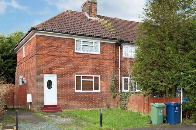 Thumbnail Semi-detached house to rent in Valentia Road, Headington, Oxford