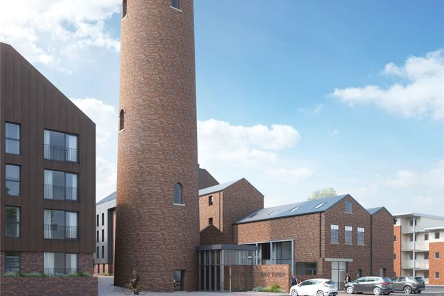 Thumbnail Flat for sale in Shot Tower Close, Chester