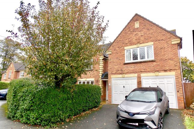 Thumbnail Detached house to rent in Pear Tree Way, Wychbold, Worcestershire