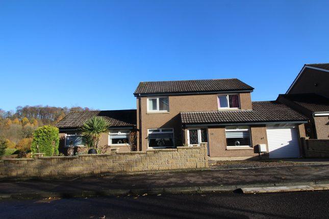 Thumbnail Detached house for sale in Craigievar Gardens, Kirkcaldy, Fife