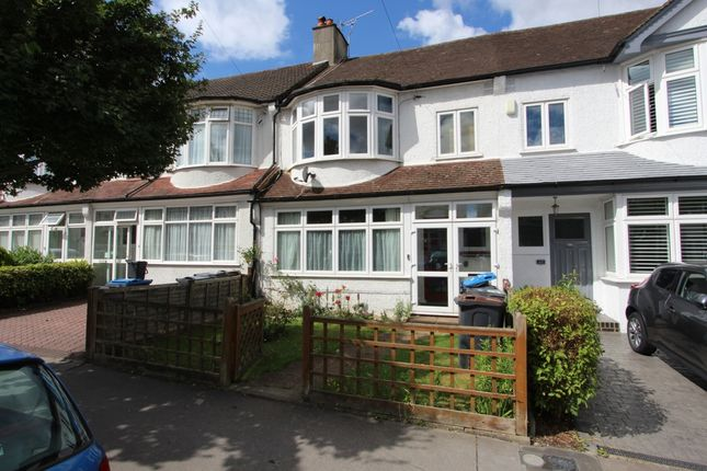 Thumbnail Terraced house for sale in Craigen Avenue, Addiscombe
