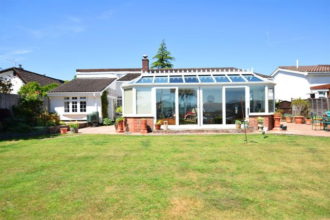 Thumbnail Detached bungalow for sale in Wood Hill Park, Portishead, Bristol