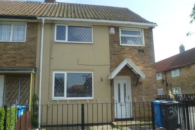 Thumbnail Property to rent in Retford Grove, Hull
