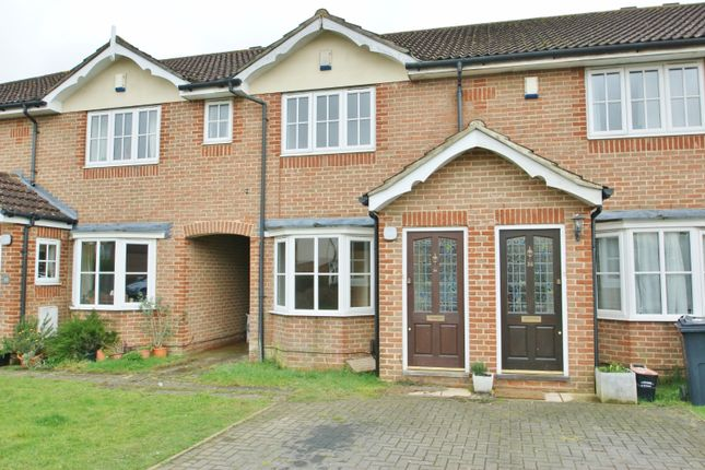 Thumbnail Terraced house to rent in Manor House Drive, Park Farm
