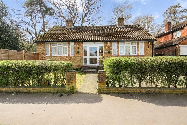 Thumbnail Detached bungalow for sale in Palace View, Croydon, Surrey