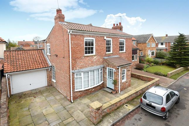 Thumbnail Detached house for sale in Londesborough House, North Moor Road, Huntington, York