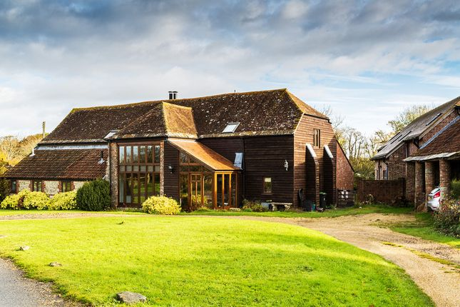 Thumbnail Barn conversion for sale in West Fossil, Dorchester