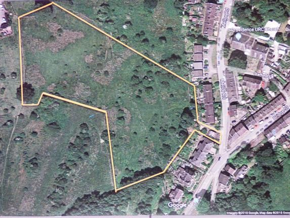 Thumbnail Land for sale in Mellor Road, New Mills, High Peak, Derbyshire