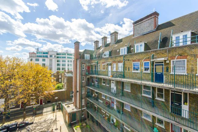 2 bed maisonette for sale in Cobden House, Camden, London