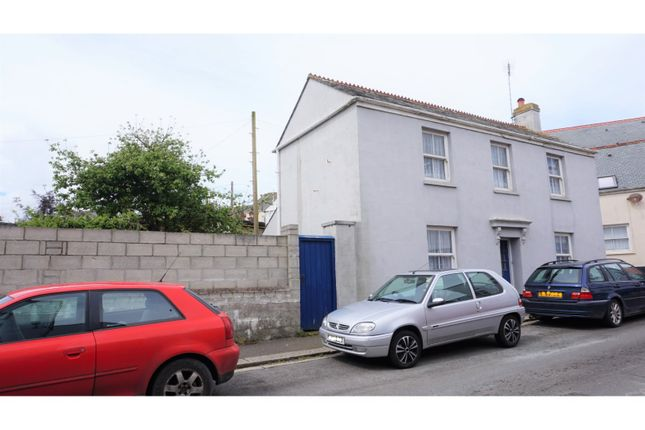 Thumbnail Detached house for sale in Rowe Street, Torpoint