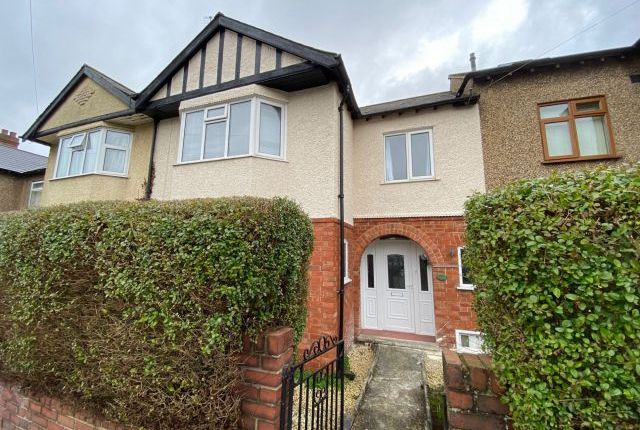 4 bed terraced house for sale in The Drive, Phippsville, Northampton NN1