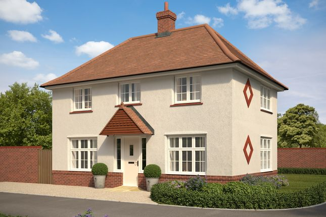"""3 bed detached house for sale in """"Amberley"""" at Burton Lane, Goffs Oak, Waltham Cross EN7"""