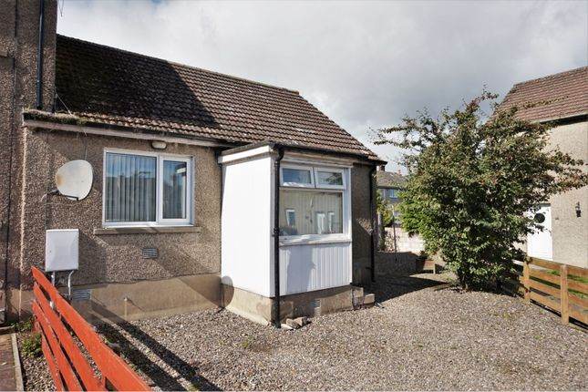 Thumbnail Bungalow for sale in Coronation Street, Coaltown Of Balgonie