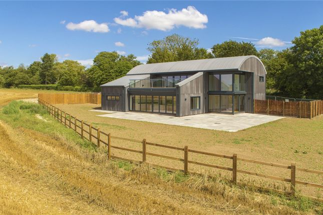 Thumbnail Detached house for sale in Church Lane, Reed, Royston