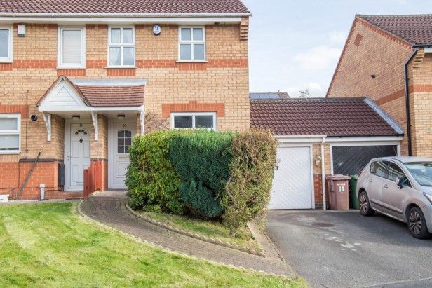Thumbnail Property to rent in Whinchat Avenue, Newton-Le-Willows