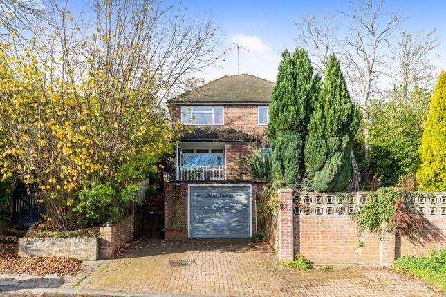 Thumbnail Detached house for sale in Ivy Dene Lane, Ashurst Wood, East Grinstead