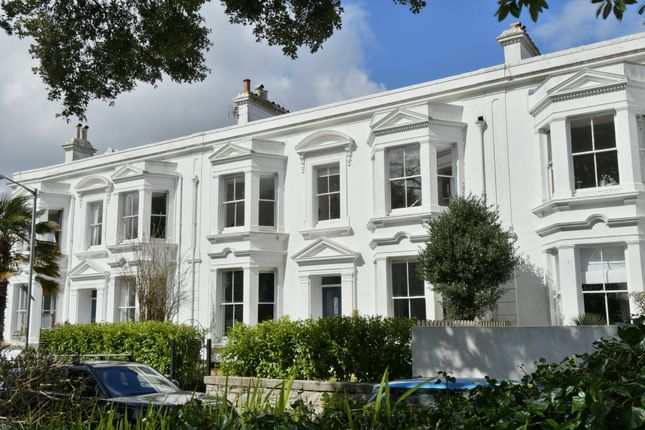 Thumbnail Terraced house for sale in Cambridge Place, Falmouth
