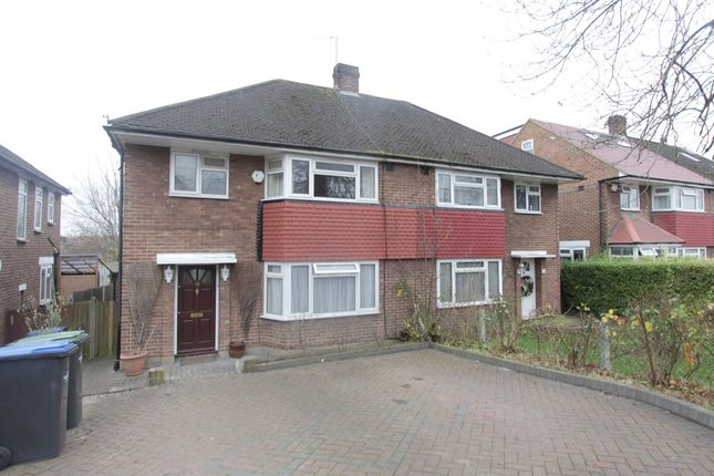 Thumbnail Detached house to rent in Abbotshall Avenue, Southgate, London