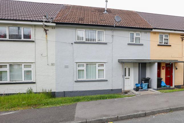 Thumbnail Terraced house for sale in Heol Bryn Man, Swansea Road, Merthyr Tydfil