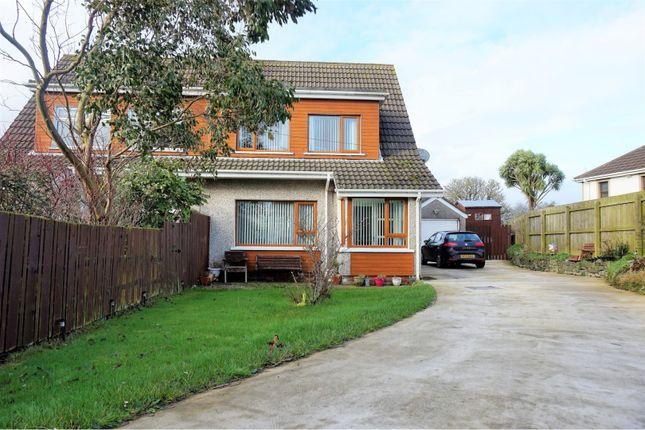 Thumbnail Semi-detached house for sale in High Street, Ballyhalbert
