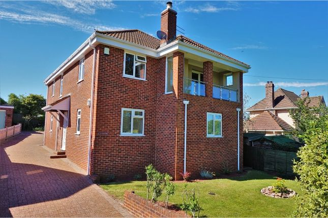 Thumbnail Detached house for sale in Shillingford St. George, Exeter