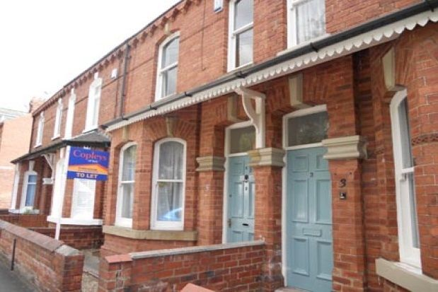 Thumbnail Terraced house to rent in Wigginton Terrace, York