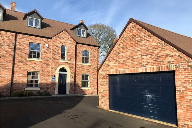 Thumbnail Semi-detached house for sale in Plot 6, Kynaston Place, Birch Road, Ellesmere