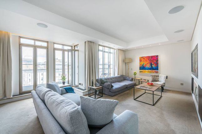 Thumbnail Flat to rent in Cadogan Place, Belgravia