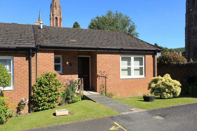 Thumbnail Bungalow for sale in Strathearn Court, Crieff