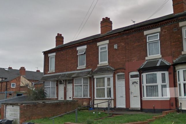 Thumbnail End terrace house to rent in Phillimore Road, Saltley, Birmingham