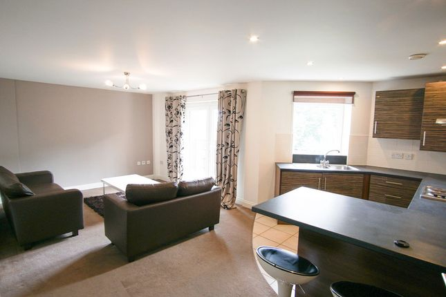 Thumbnail Flat to rent in Barwick Court, Station Road, Valley Road