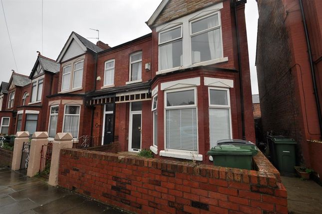 Thumbnail Semi-detached house for sale in Annesley Road, Wallasey