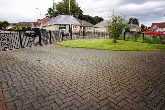 Front Garden of Ballumbie Meadows, Dundee DD4