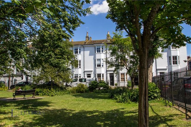 Thumbnail Terraced house for sale in Pelham Square, Brighton, East Sussex