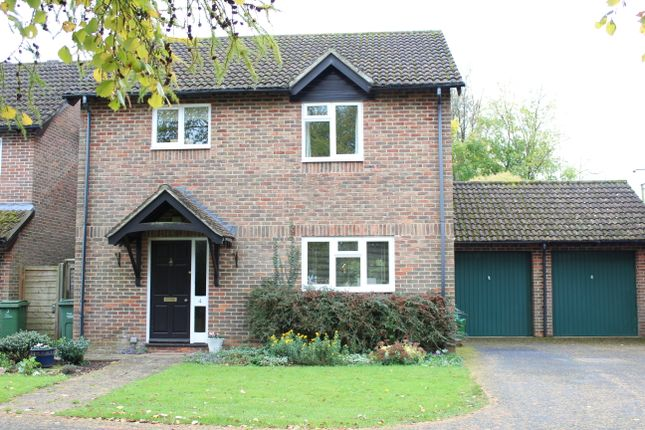 Thumbnail Detached house for sale in Ligueil Close, Hungerford