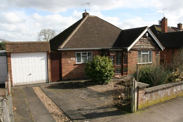Thumbnail Detached bungalow for sale in Ambergate Drive, Birstall