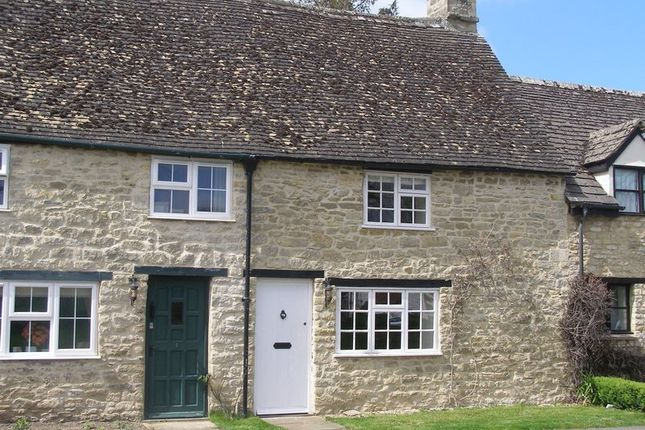 Thumbnail Terraced house to rent in The Green, Cassington, Witney