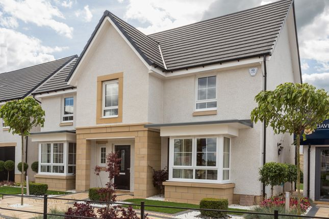 "Thumbnail Detached house for sale in ""Gleneagles"" at Liberton Gardens, Liberton, Edinburgh"