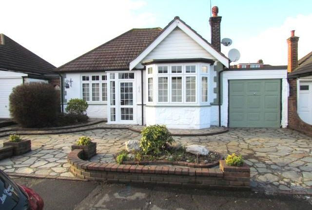 Thumbnail Semi-detached bungalow to rent in Tolworth Gardens, Chadwell Heath, Romford