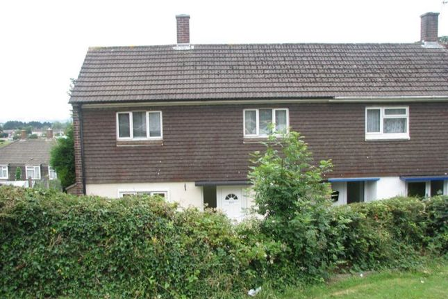 Thumbnail Property to rent in Budshead Road, Plymouth, Devon