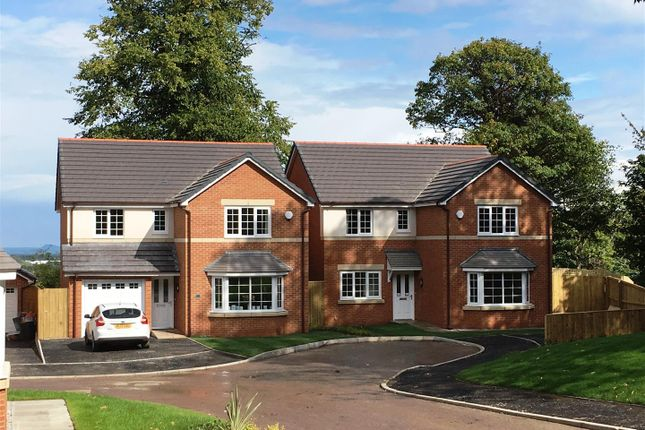 Thumbnail Detached house for sale in Plot 82, Maes Helyg, Llangollen