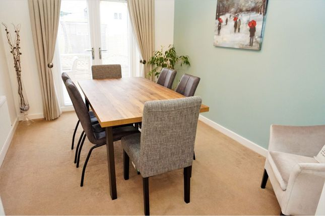 Dining Room of Solway Court, Wrexham LL11