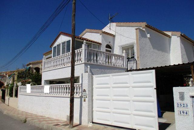 Thumbnail Detached house for sale in Urbanización La Marina, San Fulgencio, Costa Blanca South, Costa Blanca, Valencia, Spain