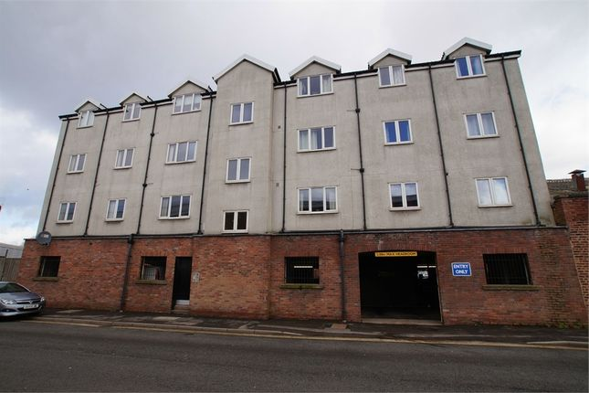 Thumbnail Flat for sale in Willow Court, Willowholme, Carlisle, Cumbria